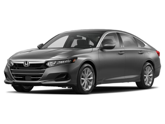 2021 Honda Accord Sedan LX LX 1.5T CVT Intercooled Turbo Regular Unleaded I-4 1.5 L/91 [9]