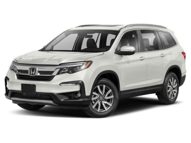 2021 Honda Pilot EX-L EX-L 2WD Regular Unleaded V-6 3.5 L/212 [8]