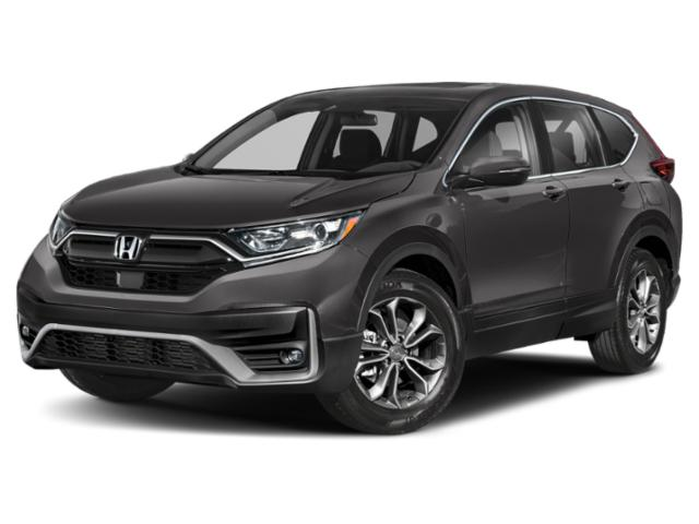 2021 Honda CR-V EX EX 2WD Intercooled Turbo Regular Unleaded I-4 1.5 L/91 [6]