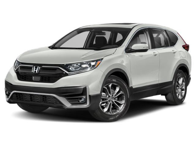 2021 Honda CR-V EX EX 2WD Intercooled Turbo Regular Unleaded I-4 1.5 L/91 [0]
