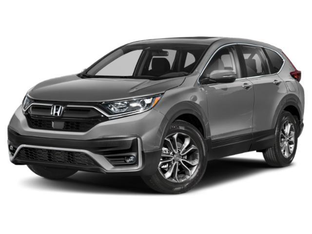 2021 Honda CR-V EX EX 2WD Intercooled Turbo Regular Unleaded I-4 1.5 L/91 [5]