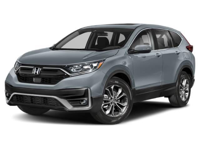 2021 Honda CR-V EX EX 2WD Intercooled Turbo Regular Unleaded I-4 1.5 L/91 [8]