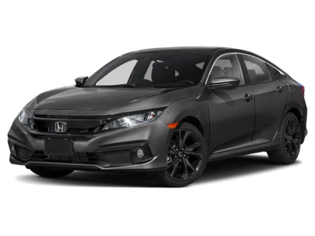 2021 Honda Civic Sedan Sport Sport CVT Regular Unleaded I-4 2.0 L/122 [0]