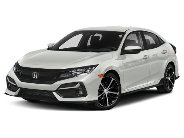 2021 Honda Civic Hatchback Sport Sport CVT Intercooled Turbo Premium Unleaded I-4 1.5 L/91 [6]