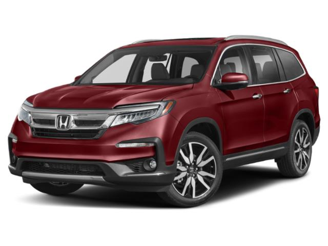 2021 Honda Pilot Touring 8-Passenger Touring 8-Passenger 2WD Regular Unleaded V-6 3.5 L/212 [1]