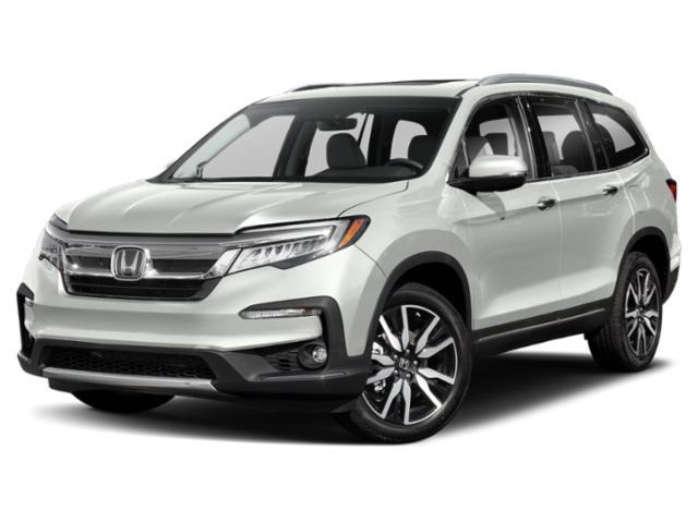 2021 Honda Pilot Touring 8-Passenger Touring 8-Passenger AWD Regular Unleaded V-6 3.5 L/212 [5]