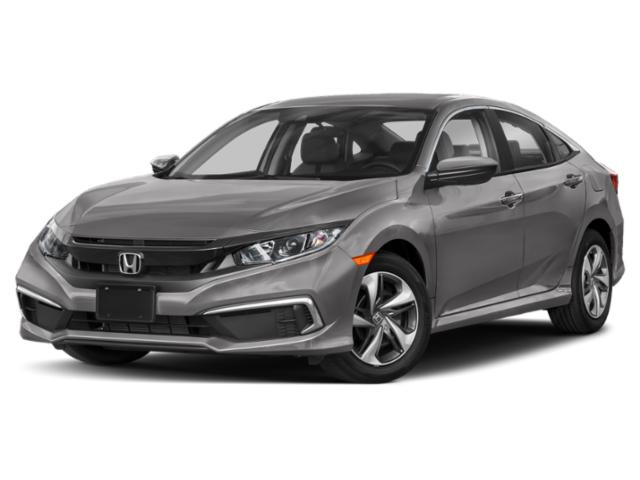 2021 Honda Civic Sedan LX LX CVT Regular Unleaded I-4 2.0 L/122 [1]