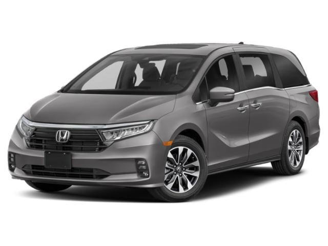 2021 Honda Odyssey EX-L EX-L Auto Regular Unleaded V-6 3.5 L/212 [13]
