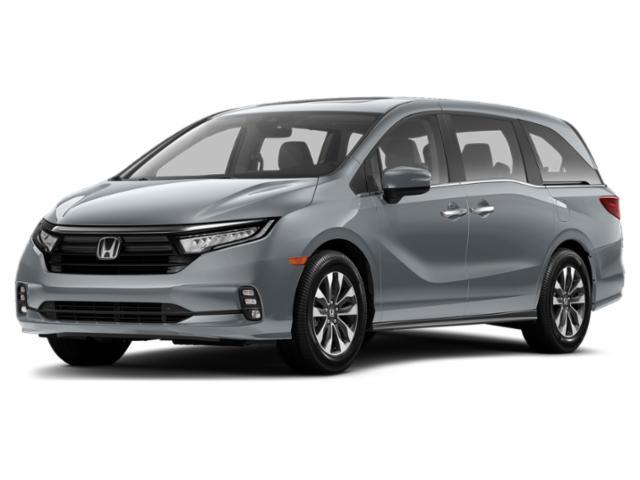 2021 Honda Odyssey EX-L EX-L Auto Regular Unleaded V-6 3.5 L/212 [7]