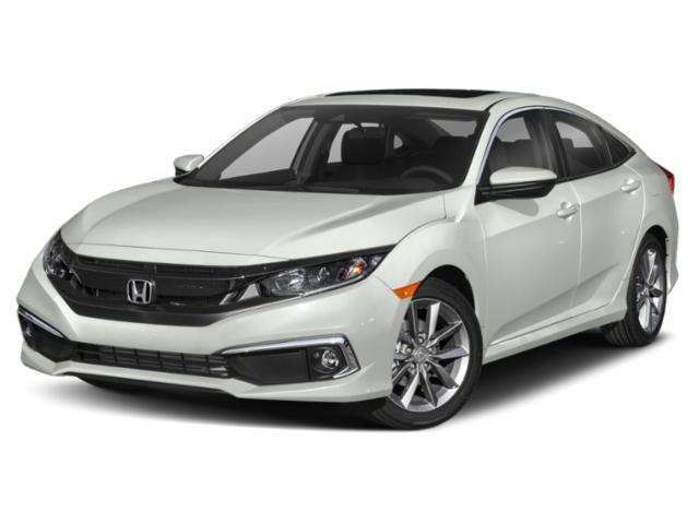2021 Honda Civic Sedan EX EX CVT Intercooled Turbo Regular Unleaded I-4 1.5 L/91 [7]