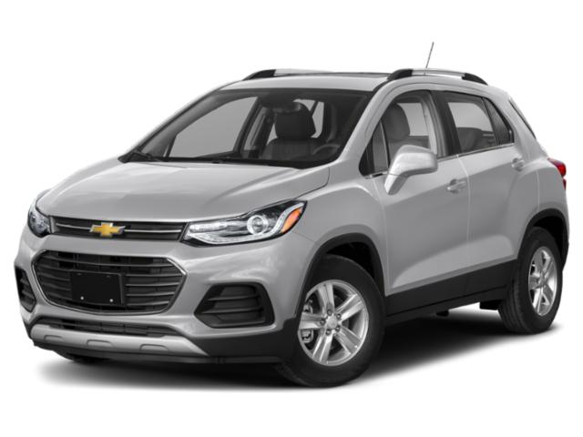 2021 Chevrolet Trax LT AWD 4dr LT Turbocharged Gas 4-Cyl 1.4L/ [5]