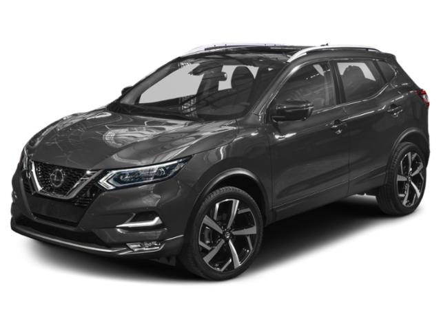 2020 Nissan Qashqai SV AWD SV CVT Regular Unleaded I-4 2.0 L/122 [4]