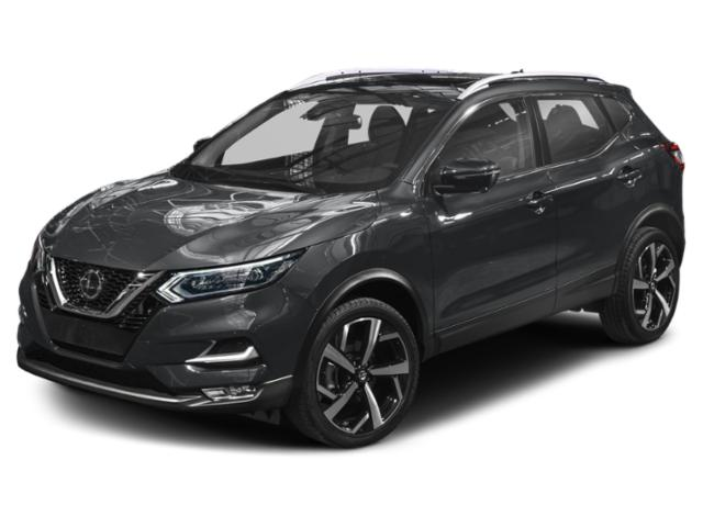 2020 Nissan Qashqai SL AWD SL CVT Regular Unleaded I-4 2.0 L/122 [1]