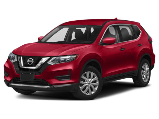 2020 Nissan Rogue SV Technology Package AWD SV Regular Unleaded I-4 2.5 L/152 [0]