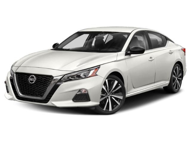 2020 Nissan Altima 2.0 SR 2.0 SR Sedan Intercooled Turbo Regular Unleaded I-4 2.0 L/120 [4]