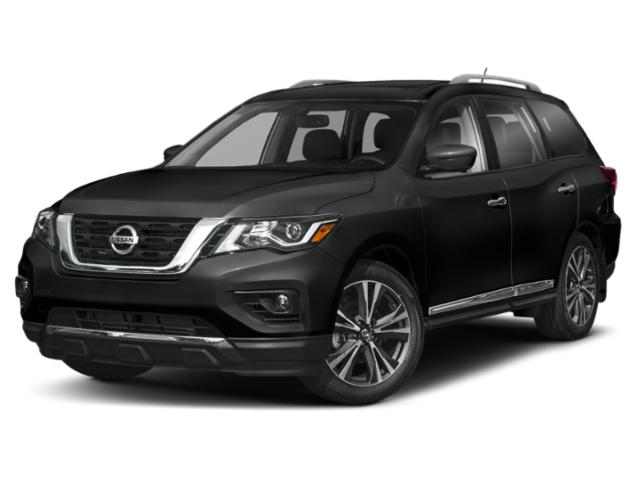 2020 Nissan Pathfinder Platinum 4x4 Platinum Regular Unleaded V-6 3.5 L/213 [9]