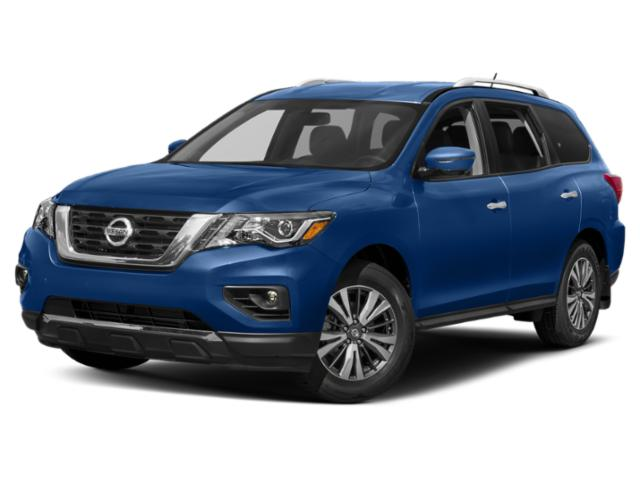 2020 Nissan Pathfinder SL Premium 4x4 SL Premium Regular Unleaded V-6 3.5 L/213 [1]