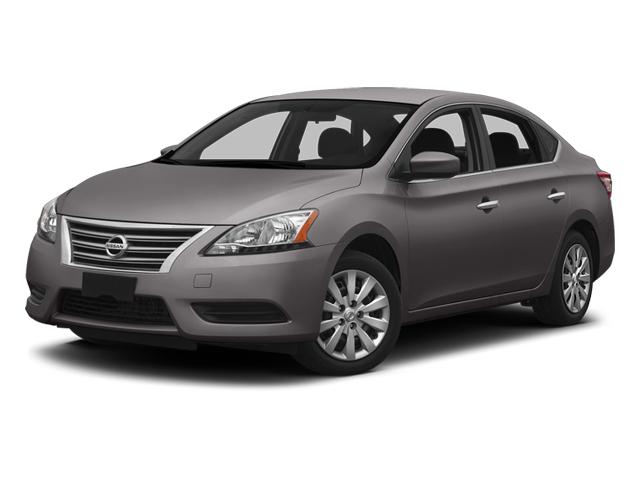2013 Nissan Sentra SV 4dr Sdn I4 CVT SV Gas I4 1.8L/ [5]