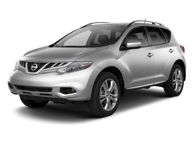 2013 Nissan Murano SL | AWD | LEATHER | *LOW KM* AWD 4dr S Gas V6 3.5L/214 [1]