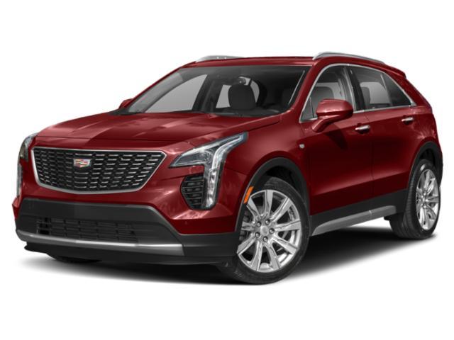 2021 Cadillac XT4 AWD Sport AWD 4dr Sport Turbocharged Gas I4 2.0/ [0]