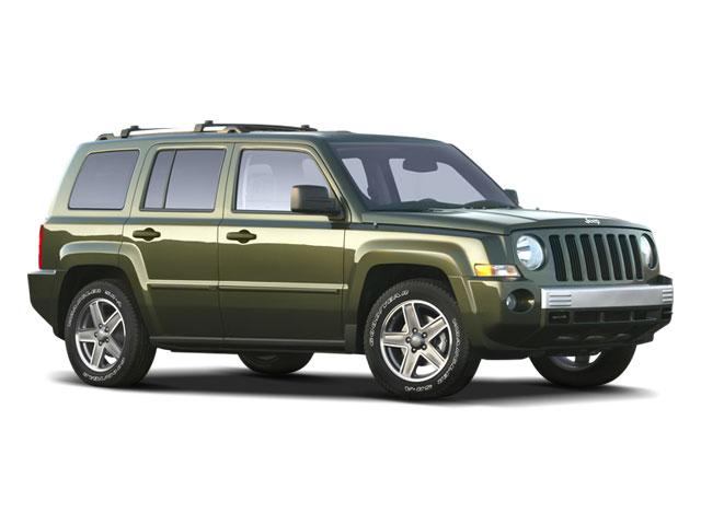 2009 Jeep Patriot BASE 4WD 4dr Sport Gas I4 2.4L/144 [1]