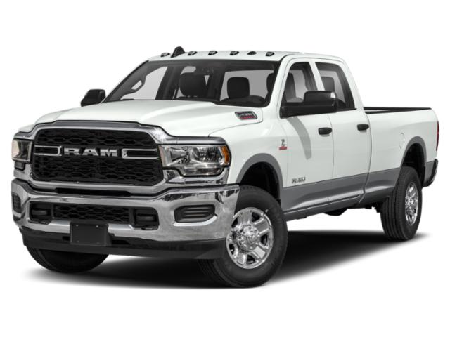 "2019 Ram 2500 LARAM Laramie 4x4 Crew Cab 6'4"" Box Intercooled Turbo Diesel I-6 6.7 L/408 [0]"