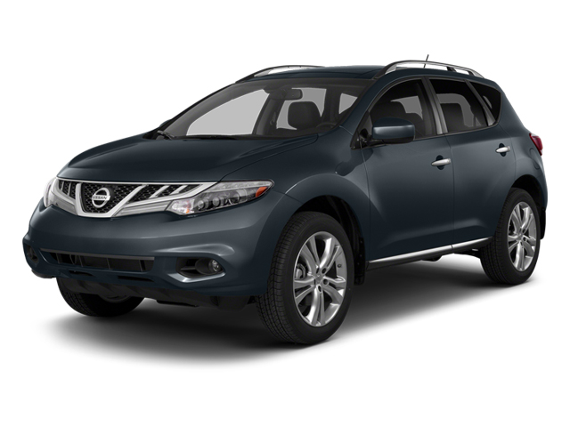 2014 Nissan Murano LE FWD 4dr LE Regular Unleaded V-6 3.5 L/213 [0]