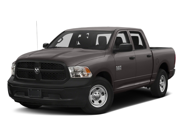 2016 Ram 1500 ST 4WD Crew Cab 140.5″ ST Regular Unleaded V-8 5.7 L/345 [1]