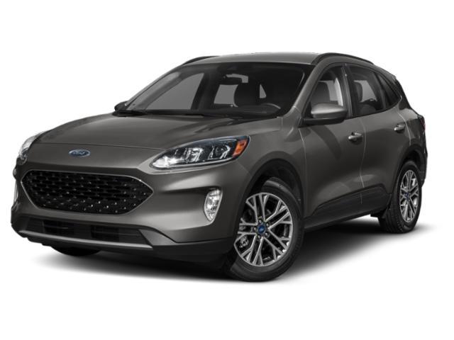2021 Ford Escape SEL SEL AWD Intercooled Turbo Premium Unleaded I-4 2.0 L/122 [14]