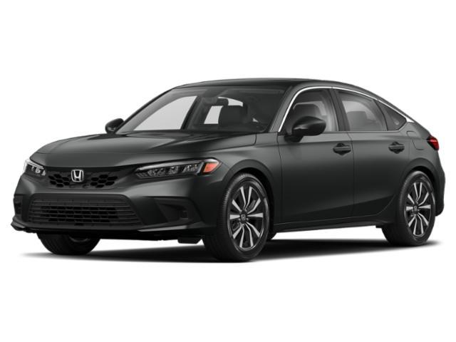 2022 Honda Civic Hatchback EX-L EX-L CVT Intercooled Turbo Regular Unleaded I-4 1.5 L/91 [11]