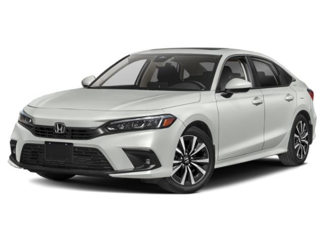 2022 Honda Civic Sedan EX EX CVT Intercooled Turbo Premium Unleaded I-4 1.5 L/91 [10]