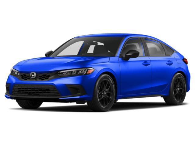 2022 Honda Civic Hatchback Sport Sport Manual Regular Unleaded I-4 2.0 L/122 [0]