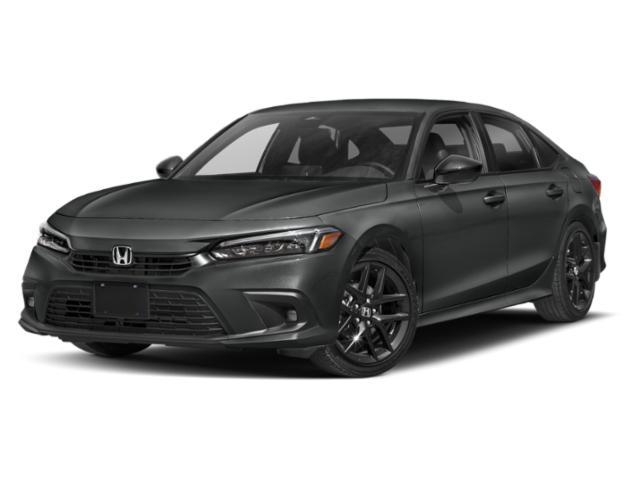 2022 Honda Civic Sedan Sport Sport CVT Regular Unleaded I-4 2.0 L/122 [8]