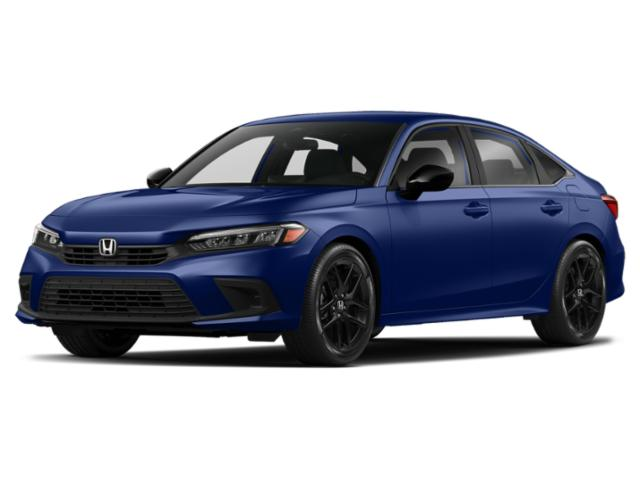 2022 Honda Civic Sedan Sport Sport CVT Regular Unleaded I-4 2.0 L/122 [12]
