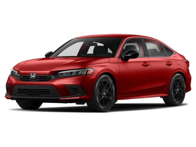 2022 Honda Civic Sedan Sport Sport CVT Regular Unleaded I-4 2.0 L/122 [9]