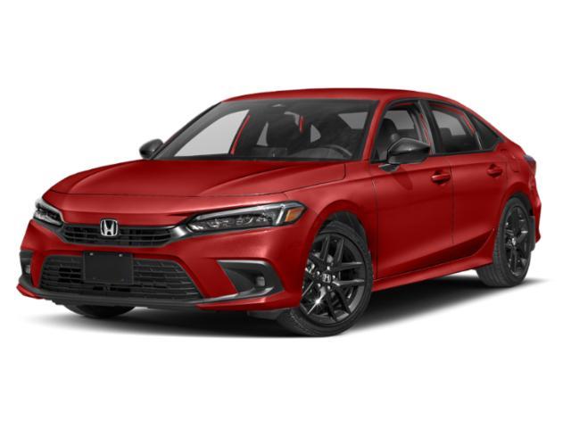 2022 Honda Civic Sedan Sport Sport CVT Regular Unleaded I-4 2.0 L/122 [5]