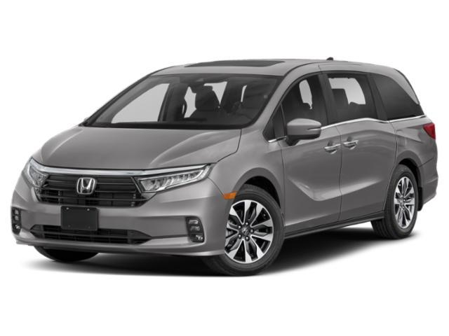 2022 Honda Odyssey EX-L EX-L Auto Regular Unleaded V-6 3.5 L/212 [2]