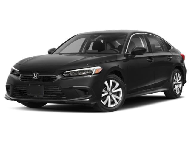 2022 Honda Civic Sedan LX LX CVT Regular Unleaded I-4 2.0 L/122 [1]