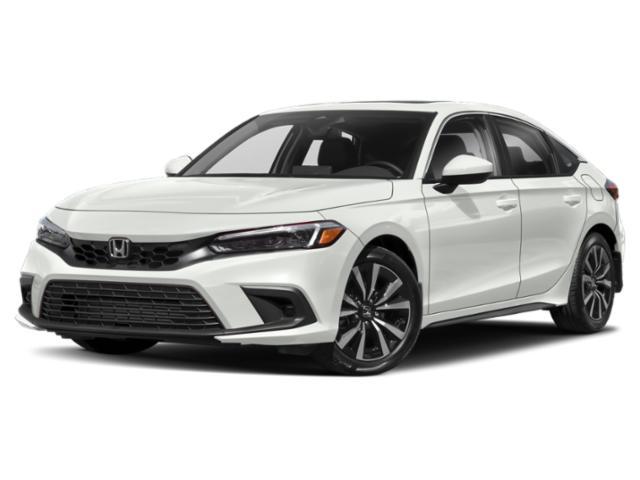 2022 Honda Civic Sedan LX LX CVT Regular Unleaded I-4 2.0 L/122 [5]