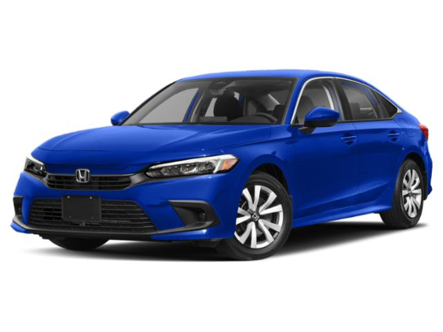 2022 Honda Civic Sedan LX LX CVT Regular Unleaded I-4 2.0 L/122 [3]
