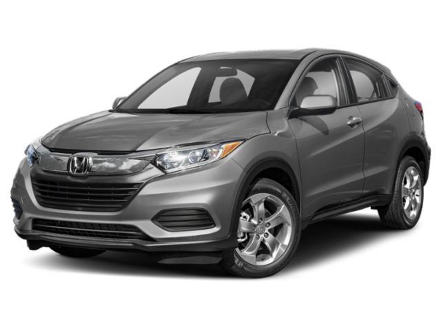 2022 Honda HR-V LX LX 2WD CVT Regular Unleaded I-4 1.8 L/110 [1]