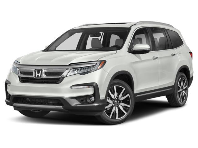 2022 Honda Pilot Touring 8-Passenger Touring 8-Passenger 2WD Regular Unleaded V-6 3.5 L/212 [0]
