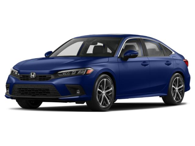 2022 Honda Civic Sedan Touring Touring CVT Intercooled Turbo Premium Unleaded I-4 1.5 L/91 [1]
