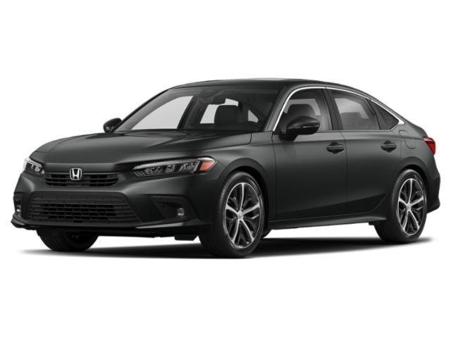 2022 Honda Civic Sedan Touring Touring CVT Intercooled Turbo Premium Unleaded I-4 1.5 L/91 [4]