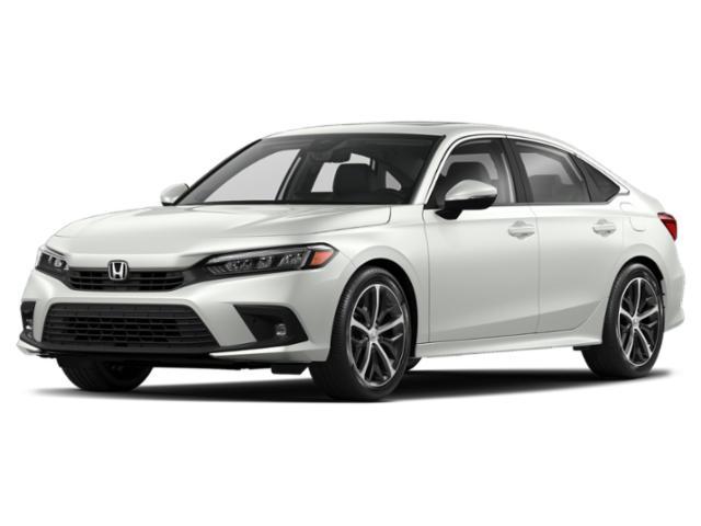 2022 Honda Civic Sedan Touring Touring CVT Intercooled Turbo Premium Unleaded I-4 1.5 L/91 [5]