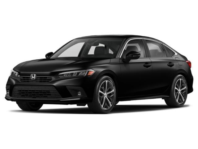 2022 Honda Civic Sedan Touring Touring CVT Intercooled Turbo Premium Unleaded I-4 1.5 L/91 [0]