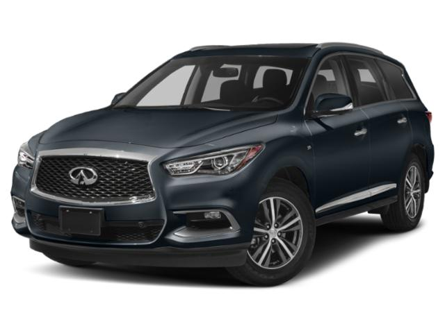 2020 INFINITI QX60 SIGNATURE EDITION SIGNATURE EDITION AWD Premium Unleaded V-6 3.5 L/213 [18]