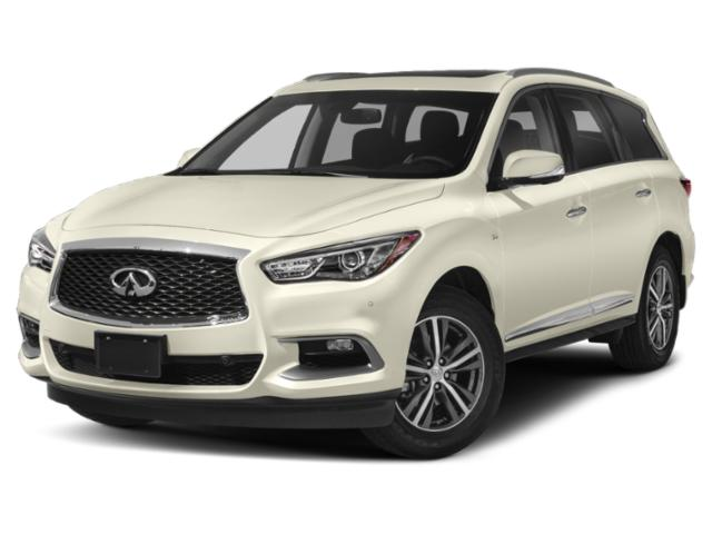 2020 INFINITI QX60 PURE PURE FWD Premium Unleaded V-6 3.5 L/213 [4]