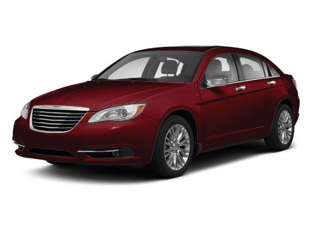2013 Chrysler 200 Limited 4dr Sdn Limited Gas V6 3.6L/220 [0]