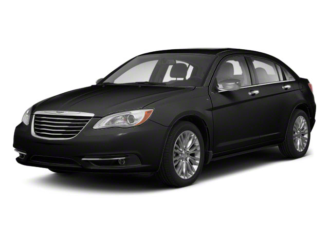 2013 Chrysler 200 LX 4dr Sdn LX Gas I4 2.4L/144 [1]